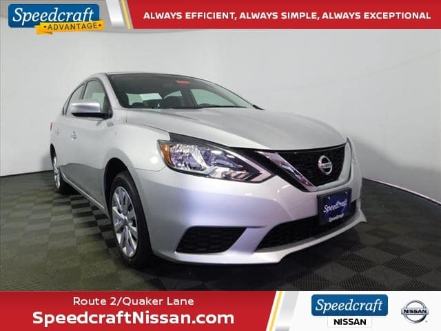 New 2019 Nissan Sentra SV FWD 4D Sedan