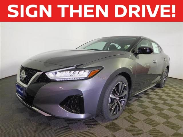 New 2019 Nissan Maxima 3.5 S FWD 4D Sedan