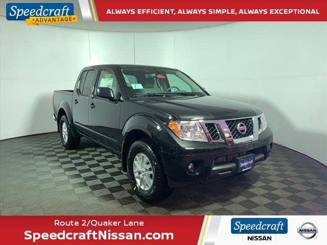 2019 Nissan Frontier SV Crew Cab w/ Value Package