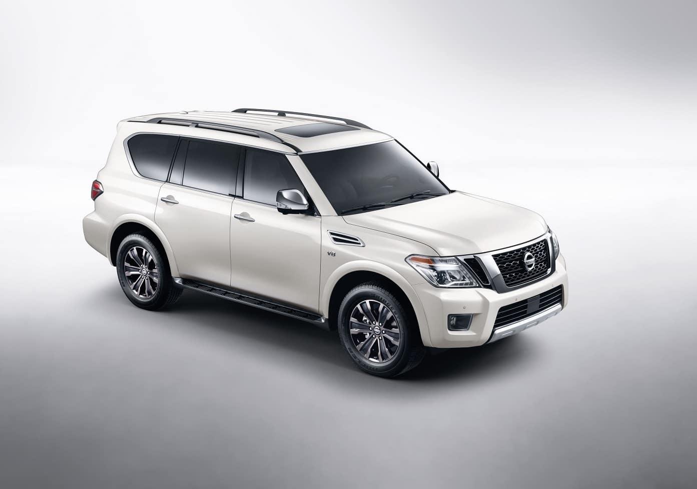 Nissan Armada Model