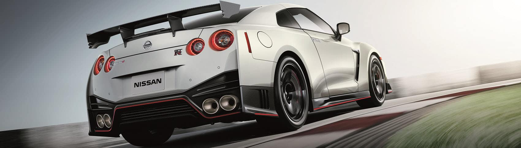 Nissan GT-R Rear End
