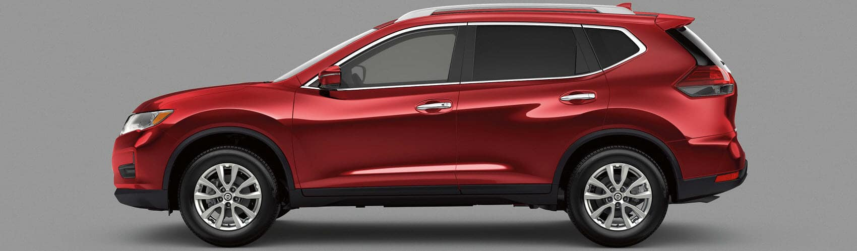 Nissan Rogue Scarlet Red