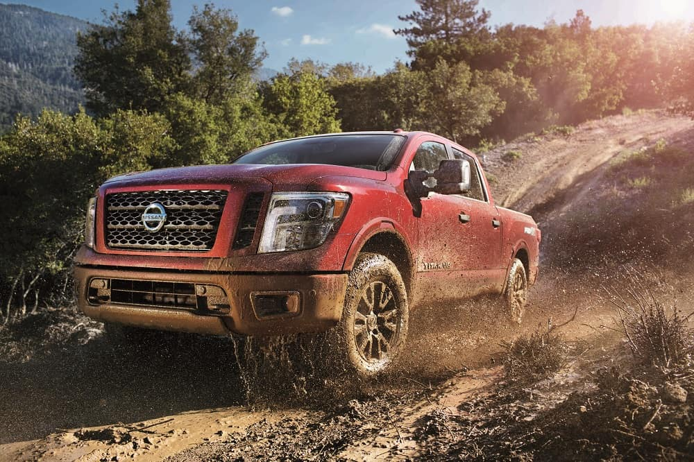 Nissan Titan for sale near West Warwick RI
