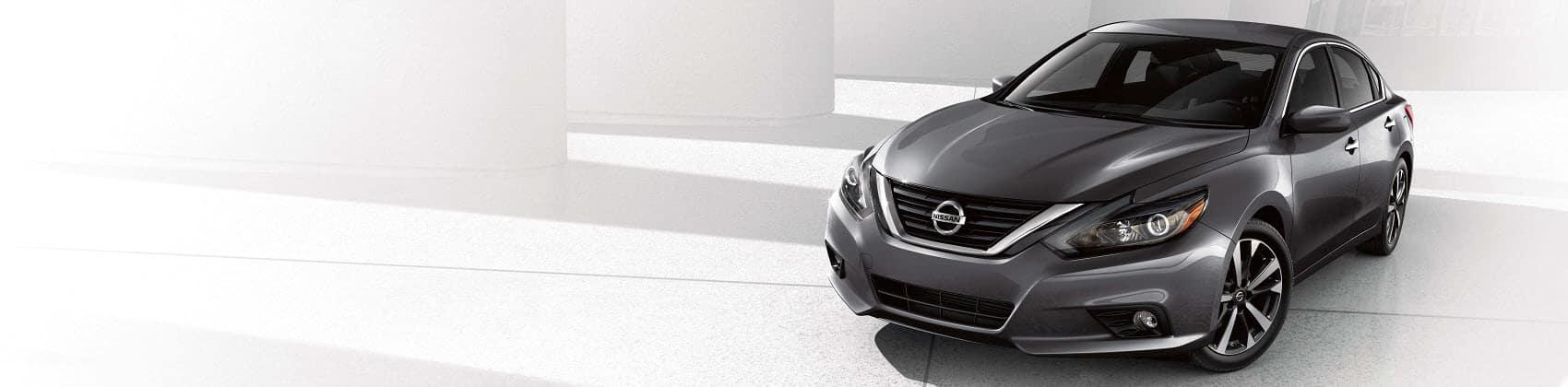 Nissan Altima Brilliant Silver