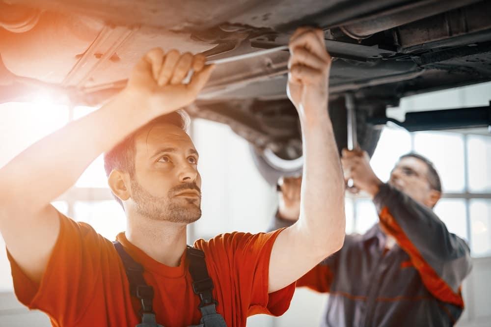 Nissan Altima Maintenance