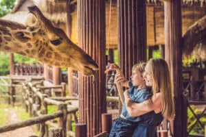Roger Williams Park Zoo Cranston RI