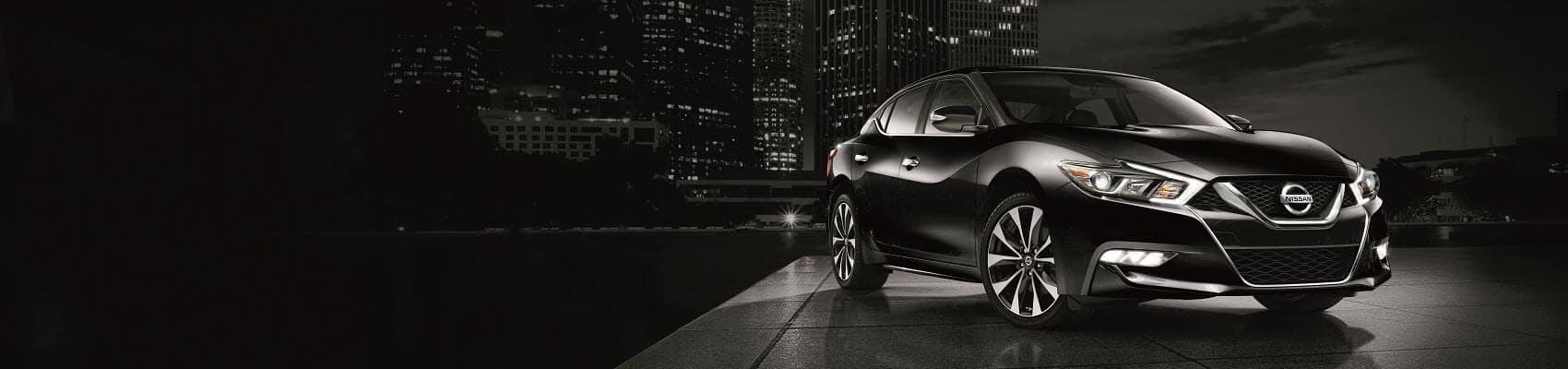 Nissan Maxima Black