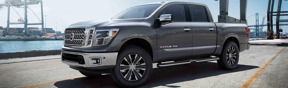 Gray 2019 Nissan Titan Warwick Rhode Island