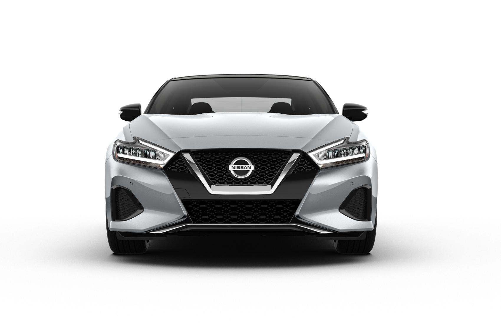 Nissan Maxima Brilliant Silver