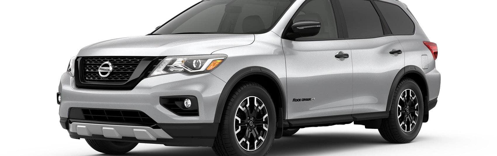 Nissan Pathfinder Silver