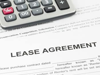 Commercial Trac lease