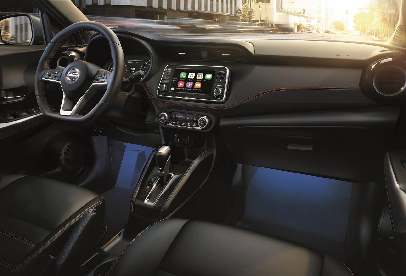Nissan Kicks Technology