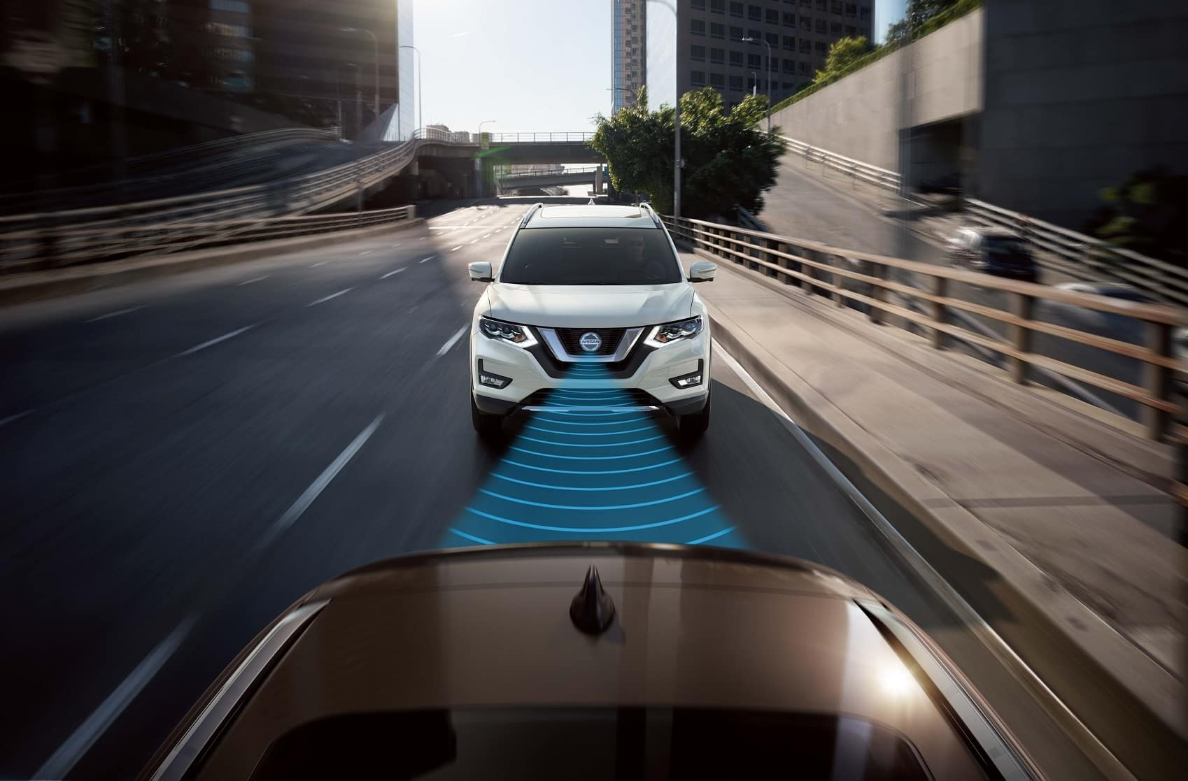 Nissan Rogue Safety Features