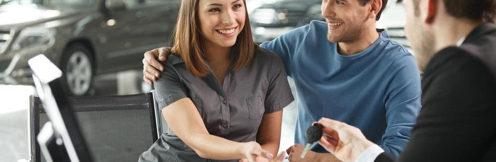 Purchasing Car at Dealership