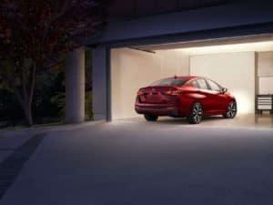 2020 Nissan Versa Trim Levels