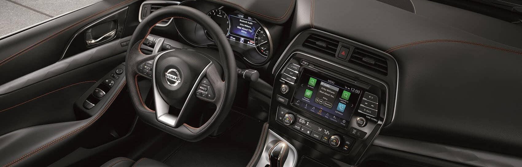 2020 Nissan Maxima Interior Touchscreen