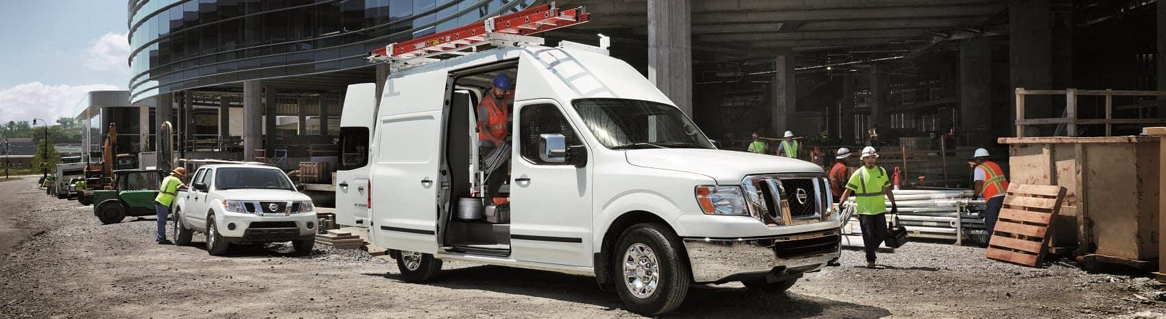 Nissan Commercial Van