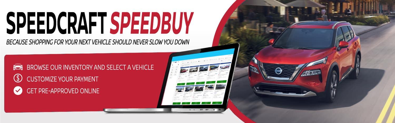Nissan Speedcraft Speedbuy