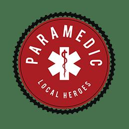 Paramedic Badge