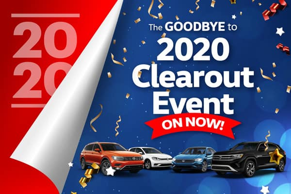 2020 Clearout Event