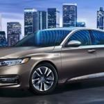2020 Honda Accord Hybrid Touring trim level