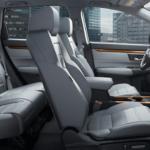 2020 Honda CR-V Interior Seating cutaway image