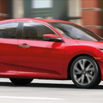 2021 Honda Civic MPG Banner