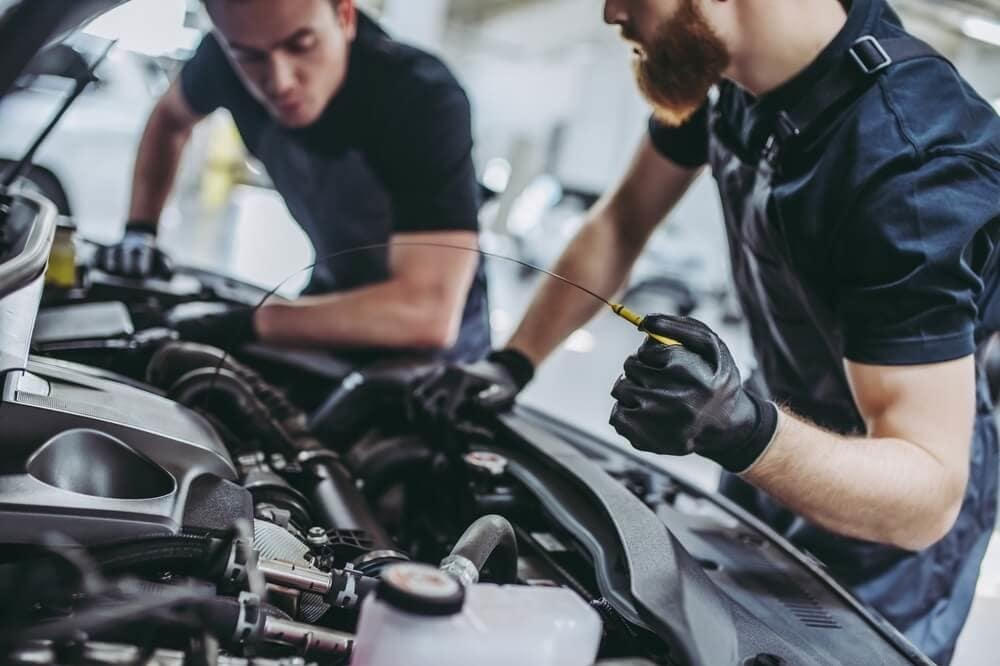 Oil Change from Technicians