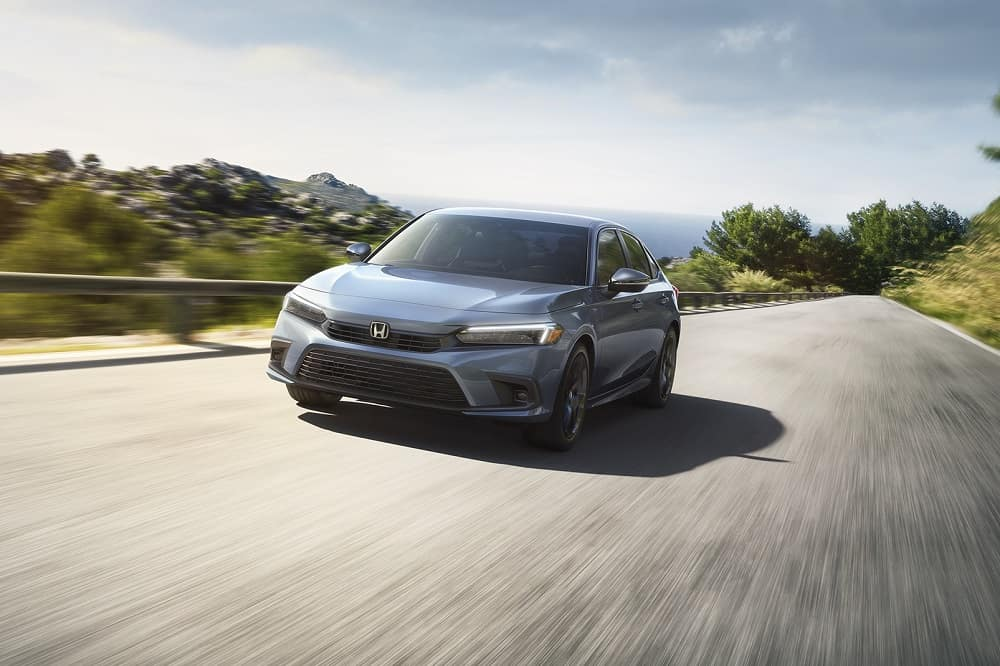 2022 Honda Civic Engine Specs