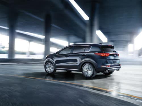 Design: Kia Sportage And Hyundai Tucson