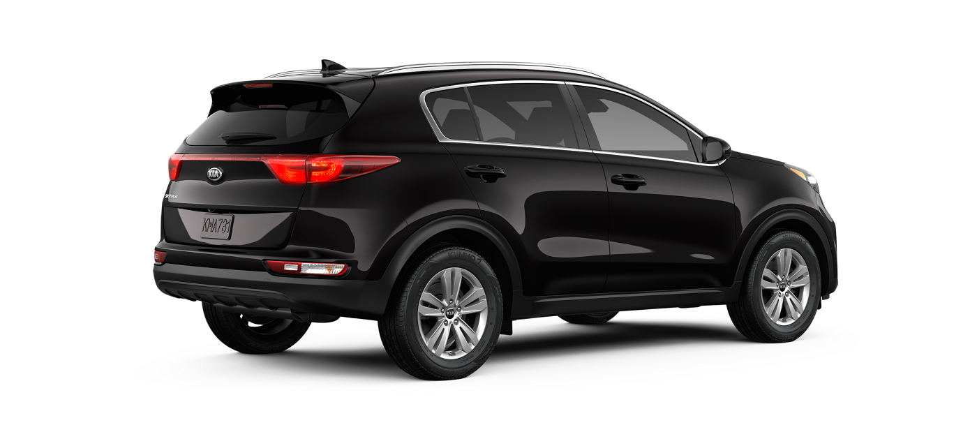 2018 Kia Sportage vs Nissan Rogue Comparison