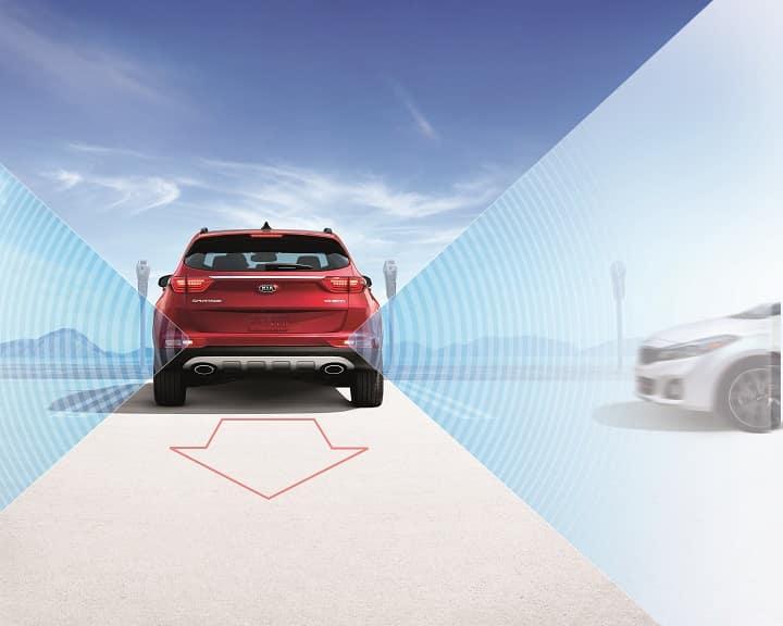 Kia Sportage Safety sensors