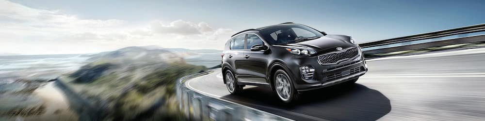 2019 Kia Sportage technology features