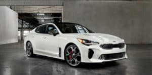 2019 Kia Stinger Trim Levels