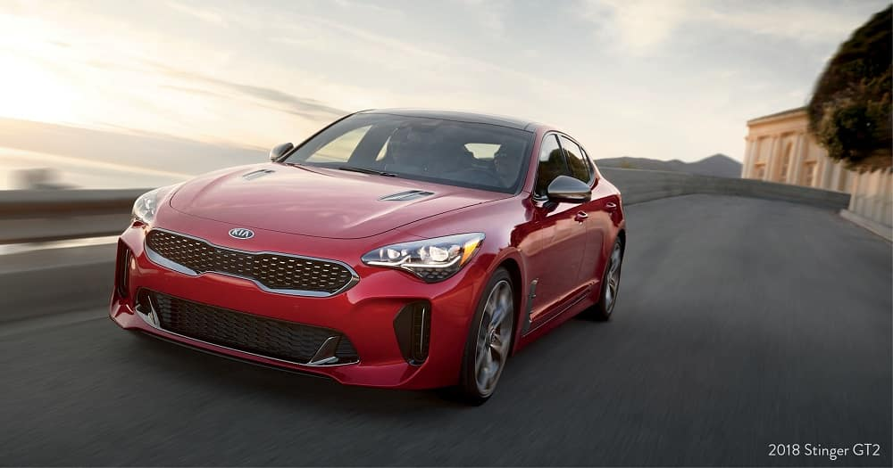 Used Kia Stinger near Mount Washington, KY