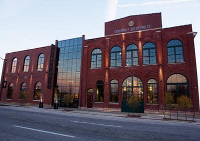 Angel's Envy Distillery Louisville KY