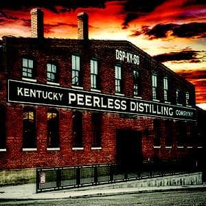 Kentucky Peerless Distillery Exterior