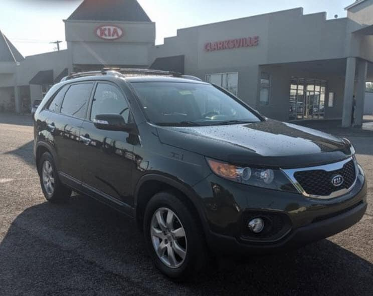 Black 2013 Used Kia Sorento