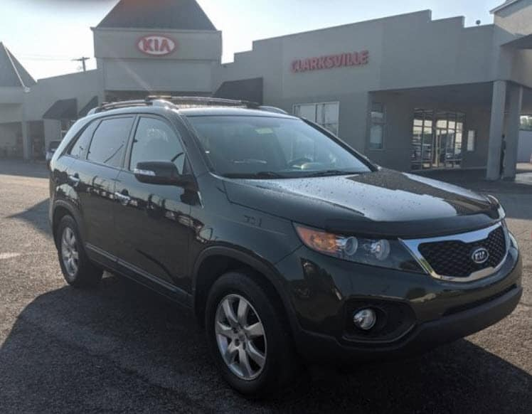 Used Kia Sorento Lexington KY