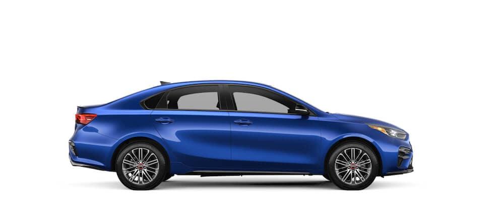 2020 Forte GT2 Blue