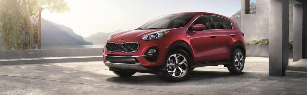 2020 Kia Sportage Trim Levels