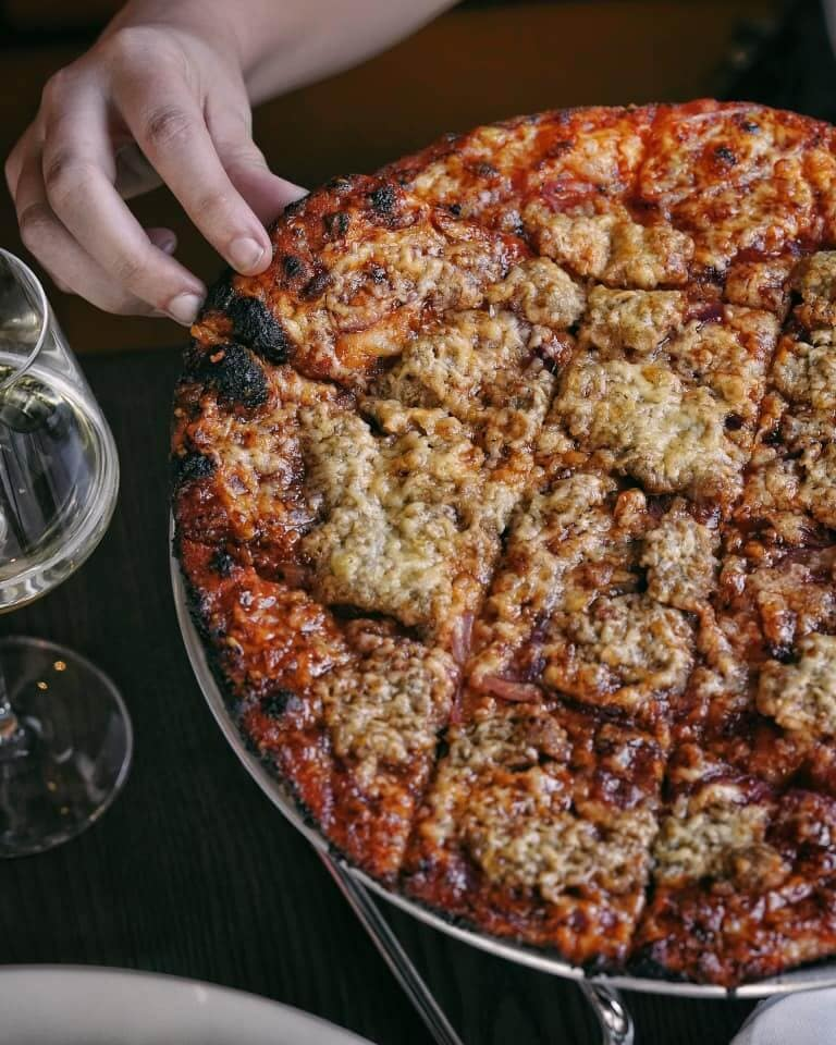 Bar Vetti pizza Louisville, KY