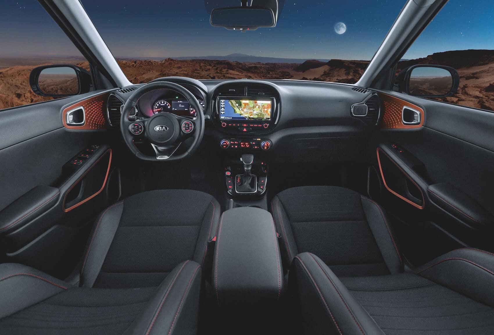 Kia Soul Interior Technology: Standard Entertainment Features