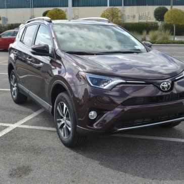 Toyota SUV specials