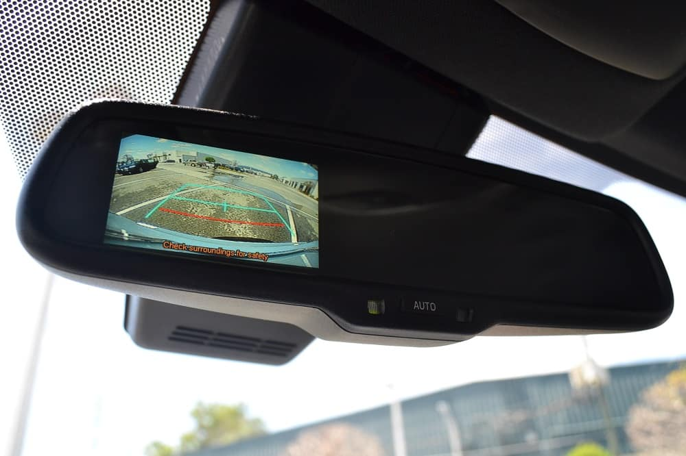 backup camera Toyota