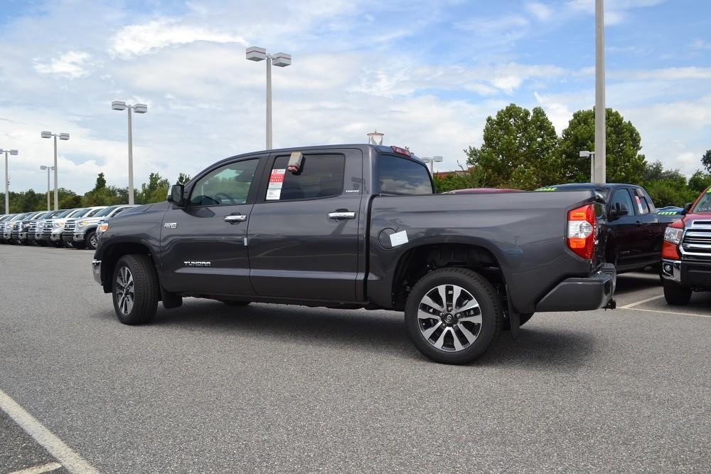 2017 Toyota Tundra 1794 Edition Price >> 2018 Toyota Tundra model info | Orlando Toyota trucks