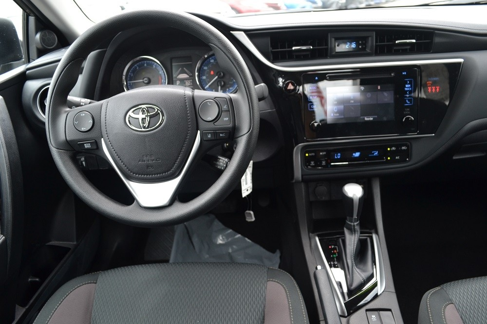Toyota technology features