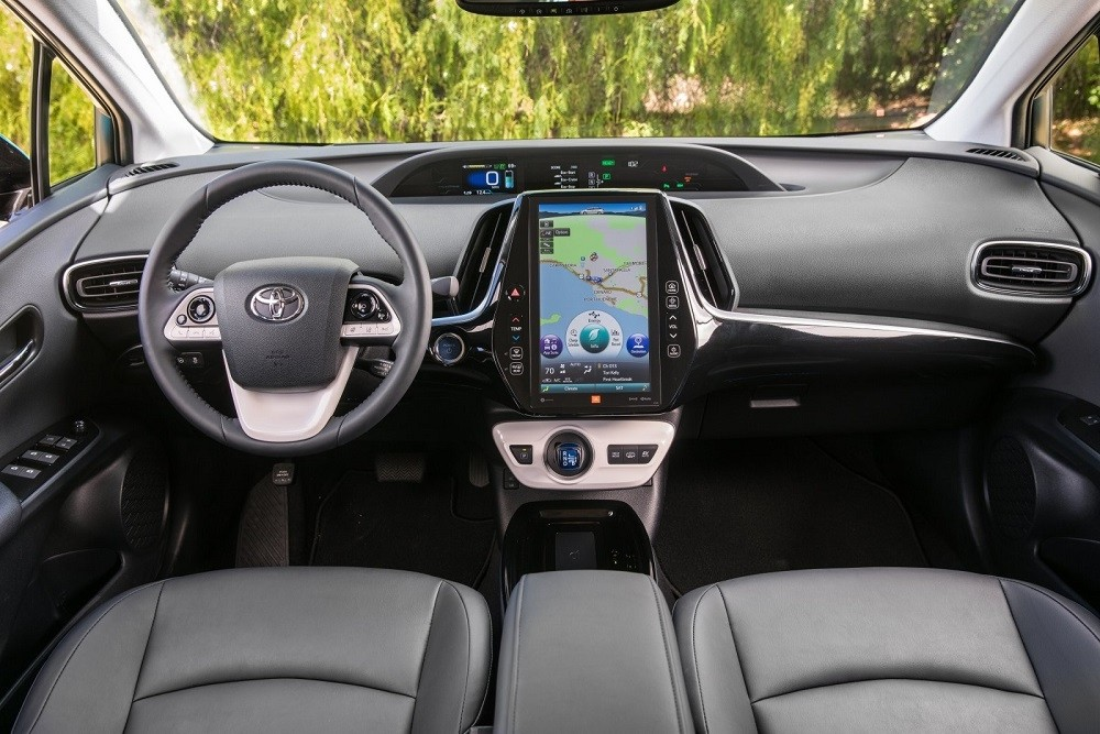 Toyota technology