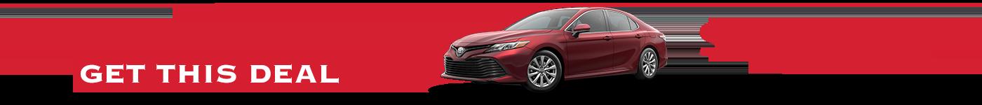 2018 Toyota Camry Specials