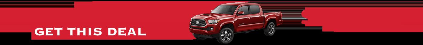 2018 Toyota Tacoma Specials